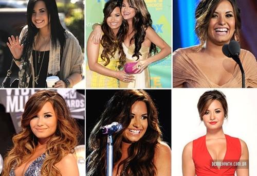 Celebuzz: Demi Lovato é a mulher do ano de 2011!